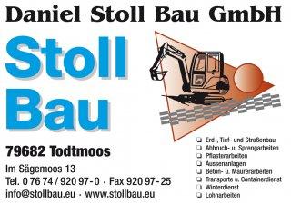 Daniel Stoll Bau GmbH / Todtmoos